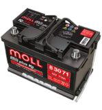 AKUMULATOR MOLL M3+ 12V-85AH