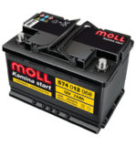AKUMULATOR KAMINA START 12V-55AH MOLL