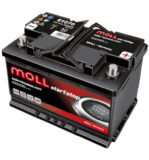 AKUMULATOR AGM START-STOP 12V- 60AH MOLL